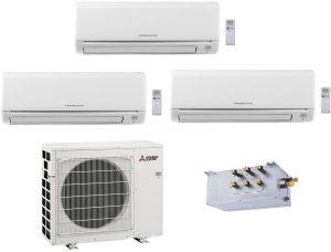 Ductless Air Conditioners - Climate Works | Ottawa HVAC
