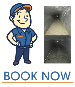 Book An Air Duct Cleaning Now